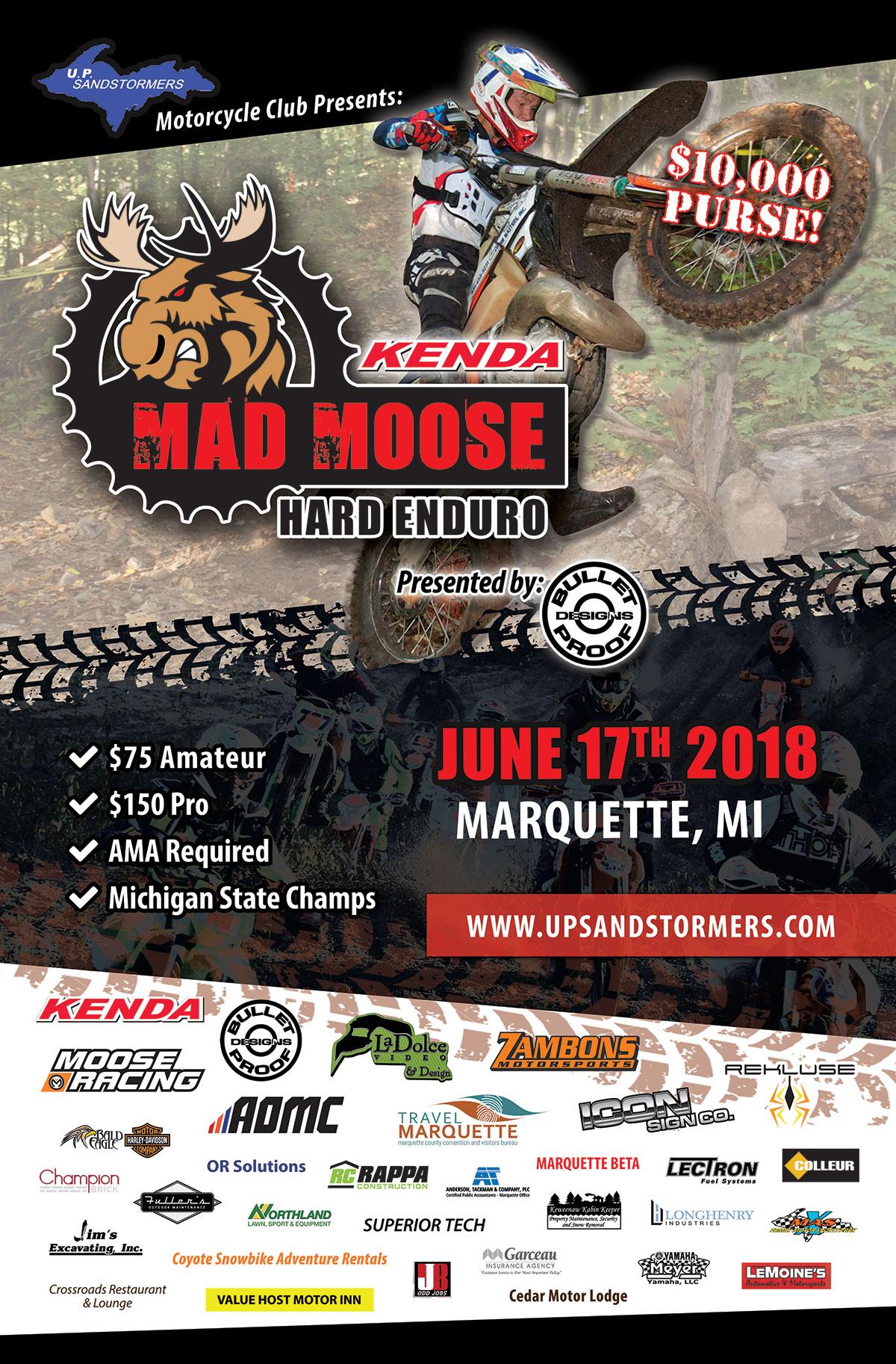 Mad Moose Hard Enduro